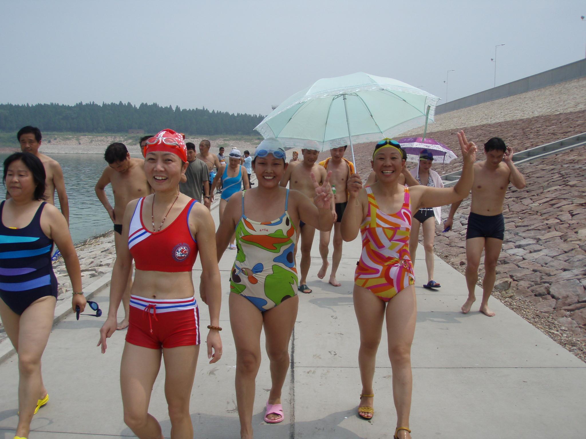 69 河南省 69 河南冬泳联盟 69 (原创)周口冬协联盟聚会图片
