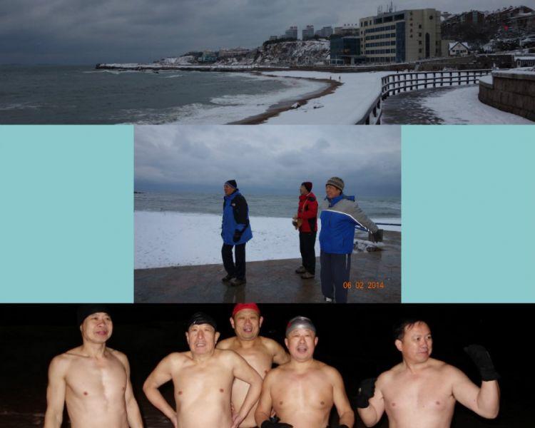 (原创)2014年过去100天 下海游泳100次 - 阿汪 - 阿汪的博客