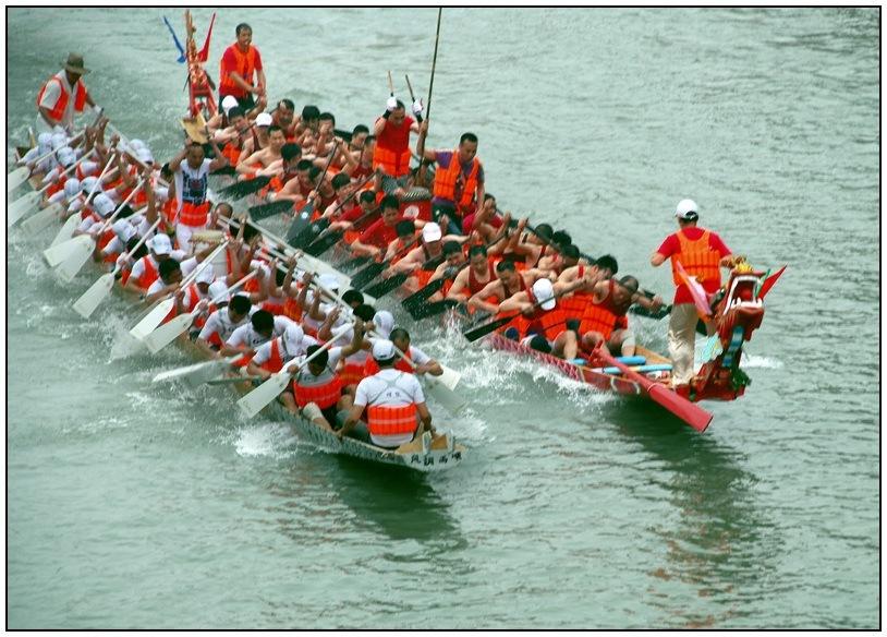 温州龙舟赛事